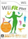 Wii Fit Plus �\�t�g�P�i