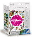 Wii Party [WiiParty Wiiリモコンセット シロ]の画像