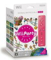 Wii Party [WiiParty Wiiリモコンセット ピンク]の画像