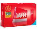 Wii 本体 (スーパーマリオ25周年仕様)