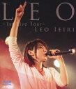 LEO 縲�1st Live Tour縲懊�殖lu-ray縲� [ 螳カ蜈・繝ャ繧ェ ]