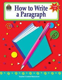 How_to_Write_a_Paragraph��_Grad