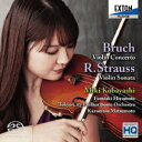 ブルッフ:ヴァイオリン協奏曲 第1番、R.シュトラウス:ヴァイオリン・ソナタ
