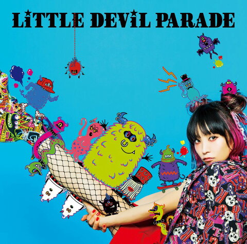 LiTTLE DEViL PARADE (初回限定盤 CD+DVD) [ LiSA ]