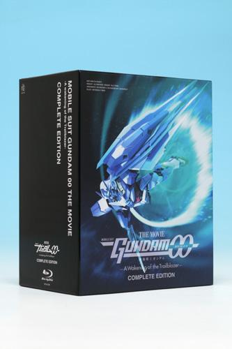 4934569352859 劇場版 機動戦士ガンダム00 A wakening of the Trailblazer  COMPLETE EDITION【Blu rayDisc Video】