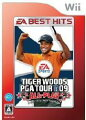 EA BEST HITS タイガー・ウッズ PGA TOUR 09 ALL-PLAYの画像