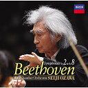 ベートーヴェン:交響曲第2番&第8番 [...