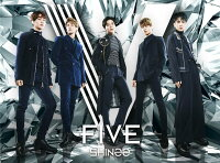FIVE (初回限定盤A CD+Blu-ray)