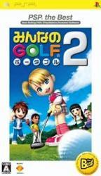 みんなのGOLF ポータブル2 PSP(R) the Best...:book:13134135