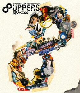 KANJANI∞ LIVE TOUR 2010→2011 8UPPERS【Blu-ray】 [ 関ジャニ∞[エイト] ]