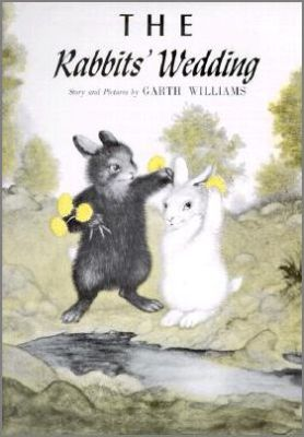 RABBITS' WEDDING,THE(H) [ GARTH WILLIAMS ]