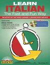 西洋書籍 - LEARN ITALIAN:THE FAST AND FUN WAY 4/E(P [ MARCEL DANESI ]
