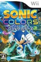 ソニック カラーズ Wii版
