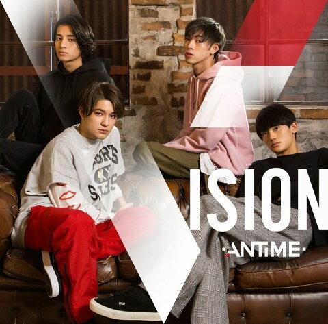 VISION (初回限定盤 CD+DVD) [ ANTIME ]