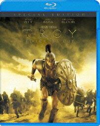 トロイ ディレクターズカット【Blu-ray】 [ <strong>ブラッド・ピット</strong> ]