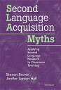 Second Language Acquisition Myths: Applying Second Language Research to Classroom Teaching 2ND LANGUAGE ACQUISITION MYTHS Steven Brown