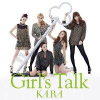 KARA,CD,K-POP,1stアルバム,Girls Talk,予約受付中