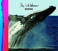 『SENSE』/CD,Mr.Children,ニューアルバム,newアルバム