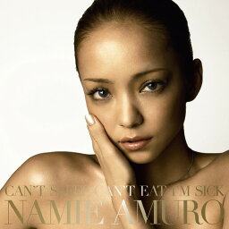 CAN'T SLEEP,CAN'T EAT, I'M SICK/人魚(CD+DVD) [ 安室奈美恵 ]