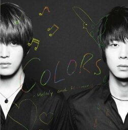 COLORS~Melody and Harmony~/Shelter(CD+DVD) [ Jejung & Yuchun<from 東方神起> ]