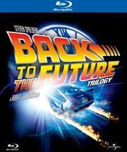 バック・トゥ・ザ・フューチャー 25thアニバーサリー Blu-ray BOX【Blu-ray】