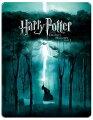 【限定商品】ハリー・ポッターと死の秘宝 PART1 ブルーレイ版スチールブック仕様 生フィルム<5コマ>とミニクリアファイル付き(数量限定) (2枚組)