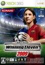 WORLD SOCCER  Winning Eleven 2009【X..