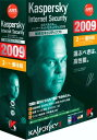 Kaspersky Internet Security 2009 2ユーザー優待版