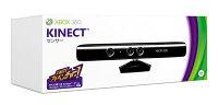 Xbox360 Kinect センサー