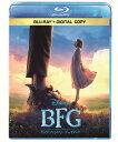 BFG:ビッグ・フレンドリー・ジャイアント(デジタルコピー付き)【Blu-ray】 [ マーク・ライランス ]