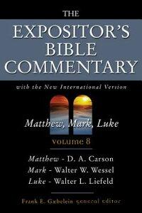 Matthew��_Mark��_Luke��_Volume_8