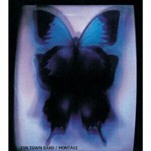 MONTAGE (初回限定盤 CD+DVD) [ YEN TOWN BAND ]