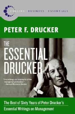 ESSENTIAL DRUCKER,THE(C)