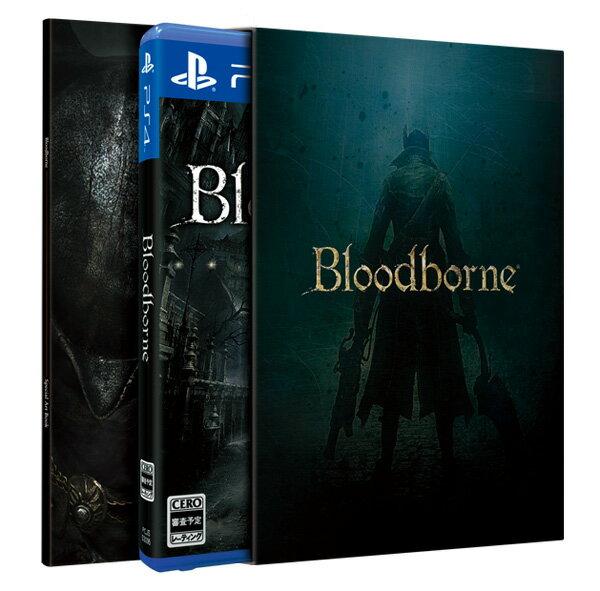 【予約】Bloodborne 初回限定版