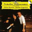 プロコフィエフ:ヴァイオリン・ソナタ第1番・第2番 5つのメロディ [ クレーメル アルゲリッチ ]