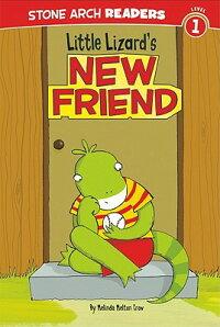 Little_Lizard��s_New_Friend