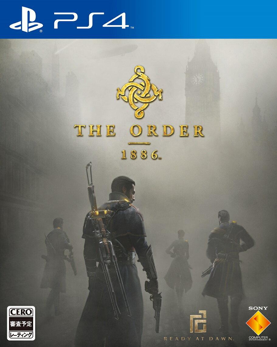 【予約】The Order: 1886 通常版