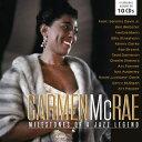 其它 - 【輸入盤】Milestones Of A Jazz Legends (10CD) [ Carmen Mcrae ]