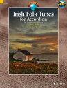 【輸入楽譜】アコーディオンのためのアイルランド民謡集/Telfer編曲(CD付)