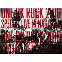 LIVE DVD『ONE OK ROCK 2016 SPECIAL LIVE IN NAGISAEN』 ONE OK ROCK