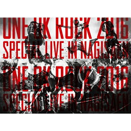 LIVE DVD『<strong>ONE</strong> <strong>OK</strong> <strong>ROCK</strong> 2016 SPECIAL LIVE IN NAGISAEN』 [ <strong>ONE</strong> <strong>OK</strong> <strong>ROCK</strong> ]