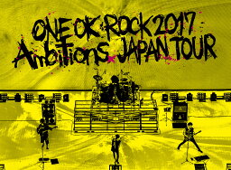 """LIVE DVD「<strong>ONE</strong> <strong>OK</strong> <strong>ROCK</strong> 2017 """"Ambitions"""" JAPAN TOUR」 [ <strong>ONE</strong> <strong>OK</strong> <strong>ROCK</strong> ]"""