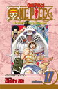 One Piece, Vol. 17 1 PIECE VOL 17 (One Piece) [ Eiichiro Oda ]