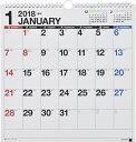 E11 エコカレンダー壁掛 A3変(2018) ([カレンダー])