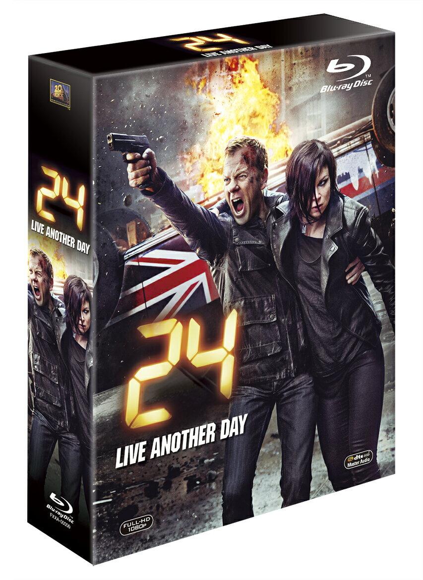 24-TWENTY FOUR- リブ・アナザー・デイ ブルーレイBOX【Blu-ray】 …...:book:17155768