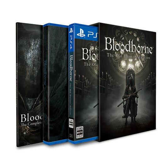 【予約】Bloodborne The Old Hunters Edition 初回限定版