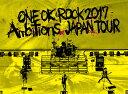 "LIVE Blu-ray「ONE OK ROCK 2017 ""Ambitions"" JAPAN TOUR」【Blu-ray】 [ ONE OK ROCK ]"