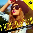 """Manhattan Records presents """"Holiday!!"""" -have a nice vacation! mix- mixed by DJ R..."""
