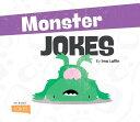 Monster Jokes MONSTER JOKES (Big Buddy Jokes) [ Ima Laffin ]