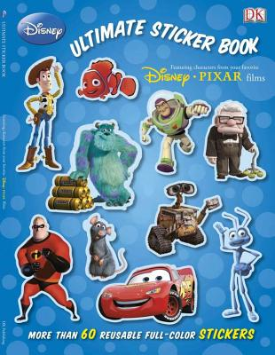 Ultimate Sticker Book: Disney Pixar ULTIMATE STICKER BK DISNEY PIX (Ultimate Sticker Books) [ DK Publishing ]